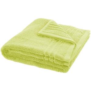 LAVIDA Handtuch  Soft Cotton - grün - reine Micro-Baumwolle - 50 cm | Möbel Kraft