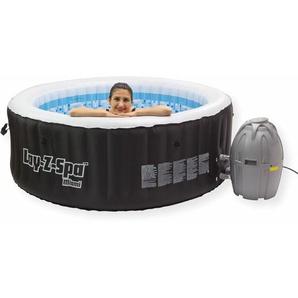 Bestway Whirlpool Aufblasbar Lay Z Spa Miami In-Outdoor Massage Heizung 180cm