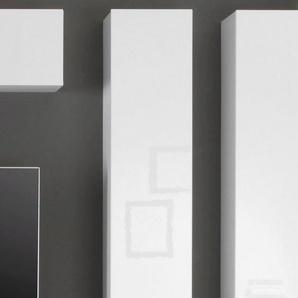 LC Stauraumschrank »Cube« vertikal montierbar, Höhe 139 cm