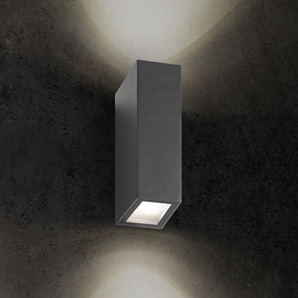 LCD Außenleuchten 5023 Up & Down LED Wandleuchte