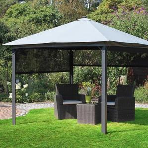 Leco-Solarpavillon - grau -
