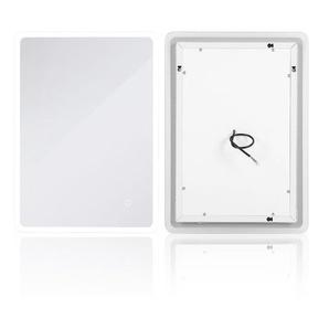 LED Badezimmerspiegel Badspiegel Lichtspiegel Wandspiegel 120*70CM Berührungsschalter - WYCTIN