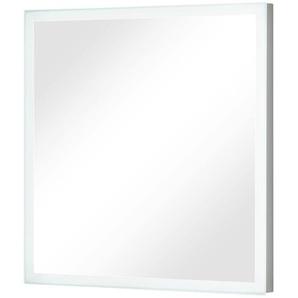 LED-Badspiegel - 70 cm - 70 cm - 3 cm | Möbel Kraft