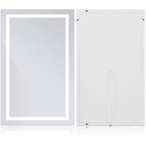 LED Badspiegel Berührungsschalter Rostbeständiger (100x60cm, 23W, 6000K) - OOBEST