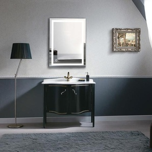LED Badspiegel Lichtspiegel Wandspiegel Lichttemperatur 100*60CM 23W 6000K A+ - WYCTIN