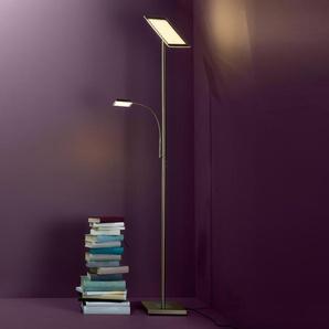 LED-Deckenfluter mit Leselicht
