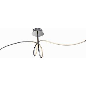 : LED-Deckenleuchte, Chrom, B/H/T 41 48 133