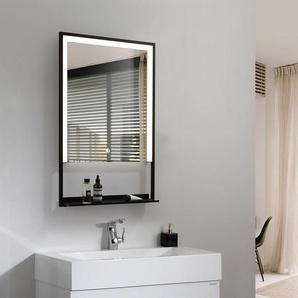 LED Deko Spiegel Madeira 45W Kaltes Weiß 6000K - 6500K - LEDKIA