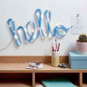 LED-Dekoschriftzug »Hello«
