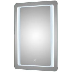 LED Funktionsspiegel | verspiegelt | 50 cm | 70 cm | 3 cm |