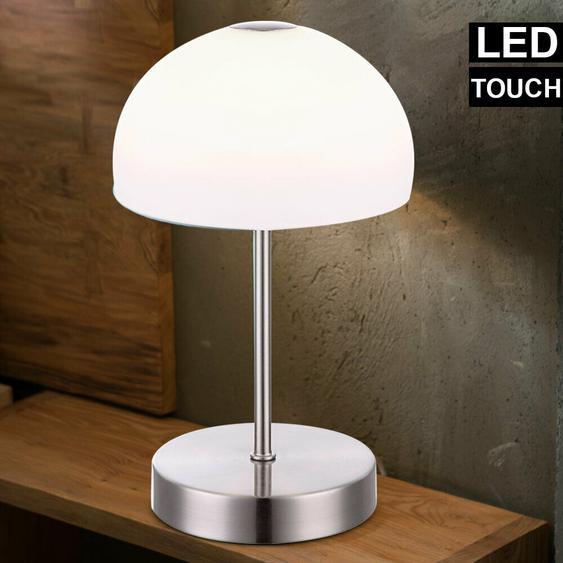 Led Glas Tisch Lampe Touch Ein/aus Gäste Zimmer Beleuchtung Nacht