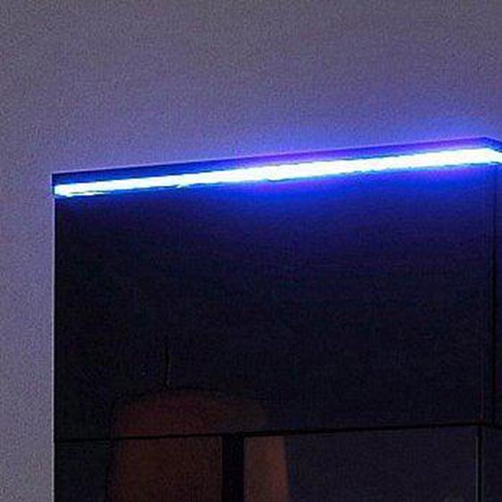 LED Glaskantenbeleuchtung 18 St. blau Möbelleuchten Lampen Leuchten
