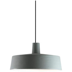 LED-Hängelampe, 15,7 W, 2700 K, Dali-Version mit Diffusor aus Plexiglas, Soho 38, himmelblau, 38 x 38 x 20,4 cm (A631-209)