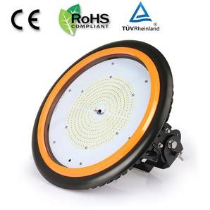 Anten LED High Bay Licht 26000lm 200W Kaltweiß 6000K LED Hallenleuchte/LED SMD Hallenstrahler Dank Schutzart IP65 sowohl für den Innen- als auch Aussenbereich