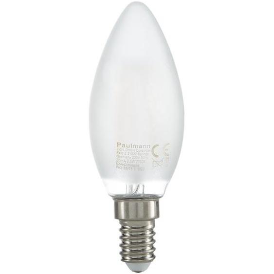 LED-Kerze Filament E14 satin