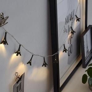 LED-Lichterkette »Eiffelturm«