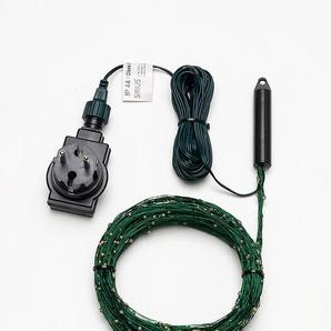 LED-Lichterstränge Knirke Sirius grün