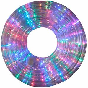 LED-Lichtschlauch 9 m Transparent EEK: A