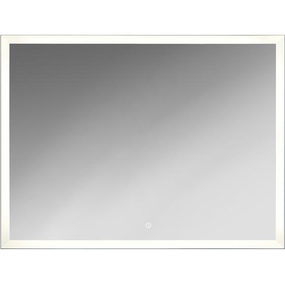 LED-Lichtspiegel Sora 80 cm x 60 cm EEK: A++