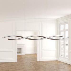 LED-Linear-Pendelleuchte 2-flammig Meyerwood
