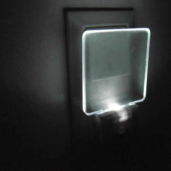 Led Nachtlicht 0,6 Plexiglas Steckdosenlicht Kinderlicht Automatisch