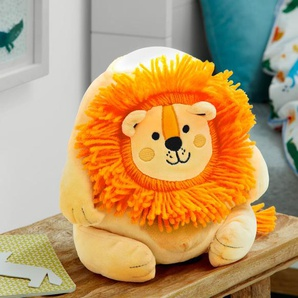 LED-Nachtlicht »Löwe« - orange -