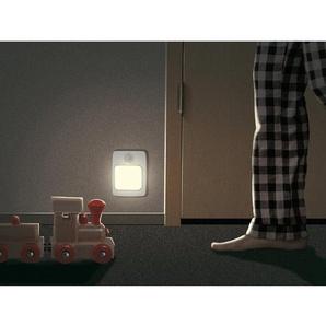LED-Nachtlicht mit Bewegungsmelder Warmweiß