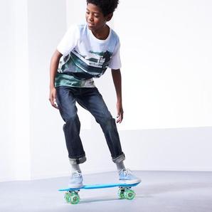 LED-Skateboard