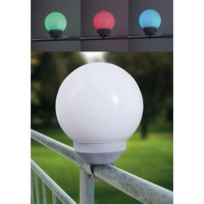 LED Solar-Kugelleuchte Farbwechsler