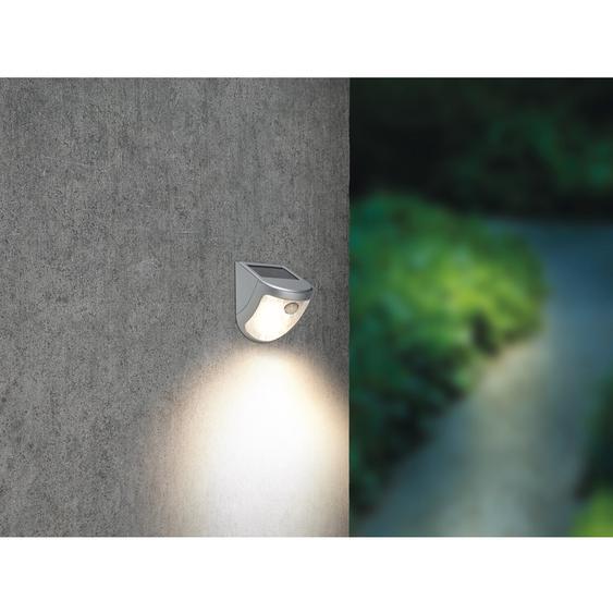 LED-Solar Wandleuchte mit Bewegungssensor