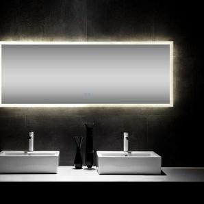 LED Spiegel 180x65 cm mit Heizung - Nie wieder beschlagene Spiegel