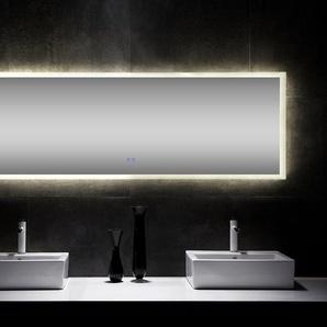 LED Spiegel 200x65 cm mit Heizung - Nie wieder beschlagene Spiegel