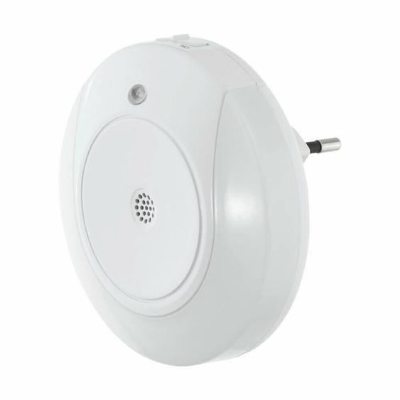 Led Steckerleuchte Tineo Mit Sensor Nachtlicht Weiß Eglo 97934