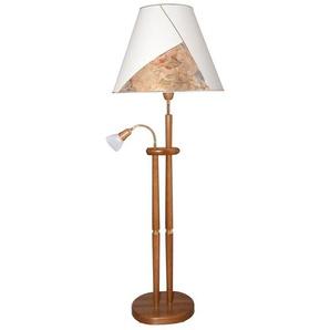 LED Stehlampe, Mit Leseleuchte