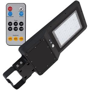 Solar-LED-Leuchte mit Bewegungsmelder und Dämmerungssensor 32W Kaltes Weià 6000K - LEDKIA