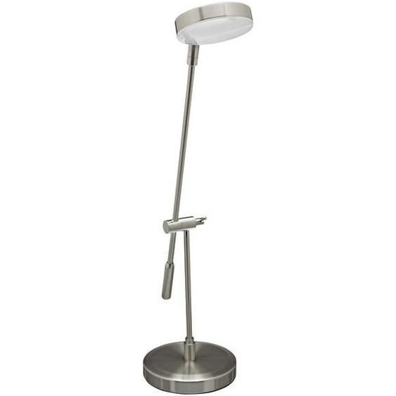 LED-Tischlampe Silber Alex