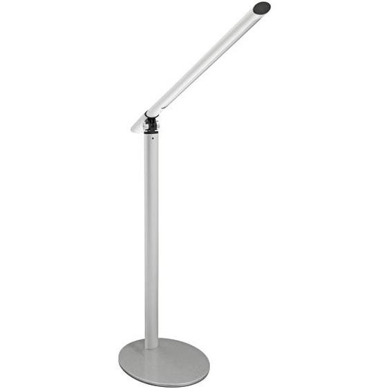 LED-Tischlampe Silbern Lukas