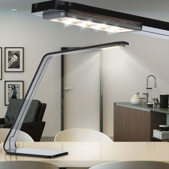 Led Tischleuchte Arbeitszimmer Beleuchtung Leselampe Klar Lxbxh
