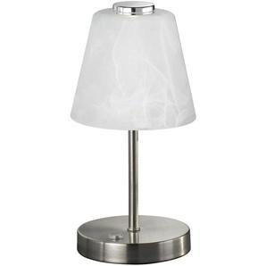 LED-Tischleuchte Emmy Nickel matt EEK: A+