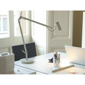 LED-Tischleuchte Polo Marset weiß, Designer Joan Gaspar, 58x55 cm