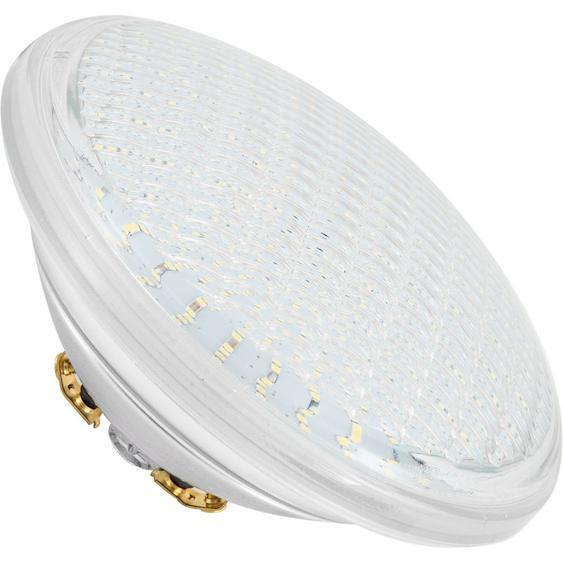 LED-Poolleuchte PAR56 12V IP68 35W Warmes Weiß 2800K - 3200K