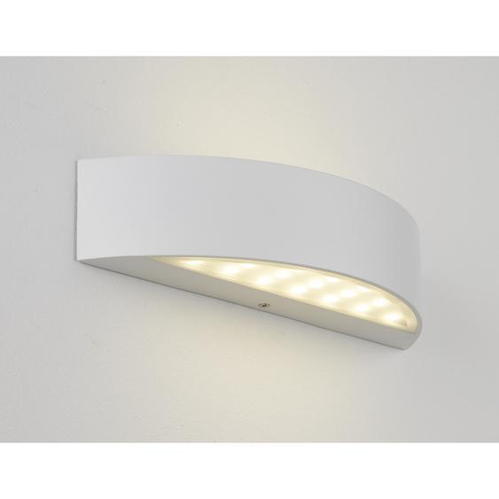 LED Wandleuchte Emden warmweiß 320 lm
