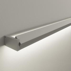 LED-Wandleuchte GL 6 Gera-Leuchten, Designer Thomas Ritt, 4x60x8 cm