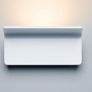 LED-Wandleuchte Mosta weiß, 8x22x10.2 cm