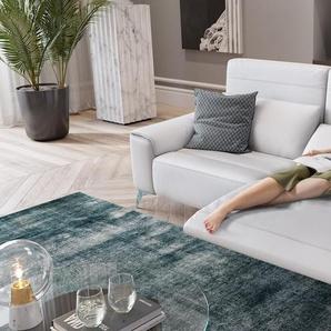 Ledercouch hochwertig & Relaxfunktion BELLA Ledersofa