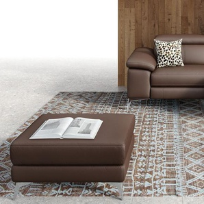 Ledercouch MILANO mit Relaxfunktion 3-Sitzer