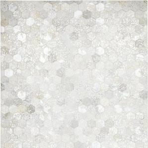 Teppich »Spark 210«, Kayoom, rechteckig, Höhe 8 mm, Patchwork-Leder