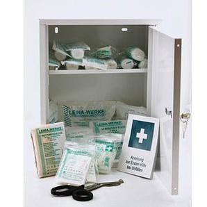 LEINA-WERKE Medizinschrank Medisan A DIN 13157 weiß