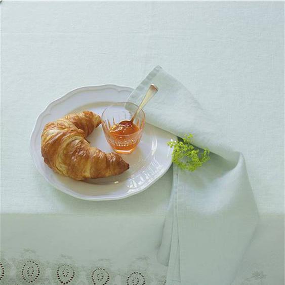 Leinenserviette Annelie - bunt - 100 % Leinen - Tischwäsche