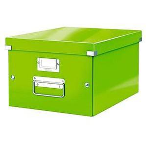 LEITZ Click & Store Aufbewahrungsbox 16,7 l grün 28,1 x 36,9 x 20,0 cm